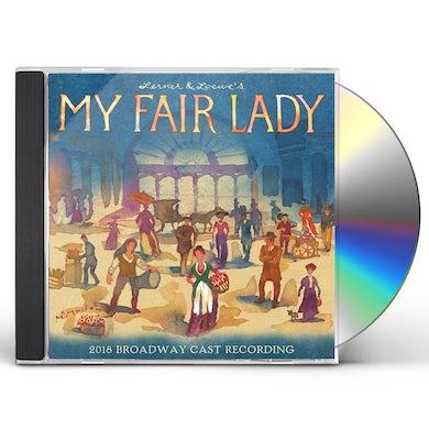 MY FAIR LADY (2018 BROADWAY CAST RECORDING) CD