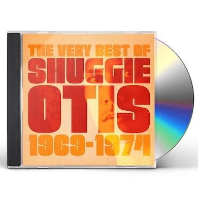 BEST OF SHUGGIE OTIS CD