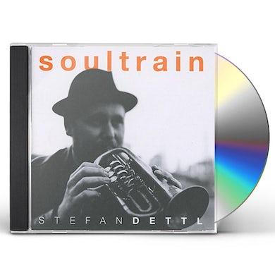 Stefan Dettl SOULTRAIN CD