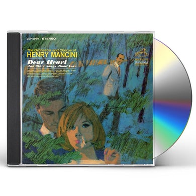Henry Mancini DEAR HEART AND OTHER SONGS ABOUT LOVE CD