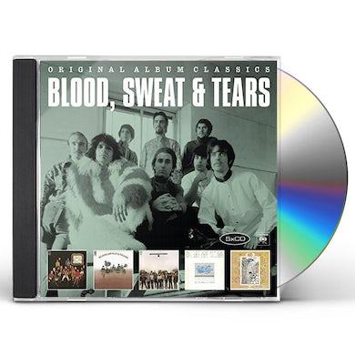 Blood Sweat & Tears ORIGINAL ALBUM CLASSICS CD