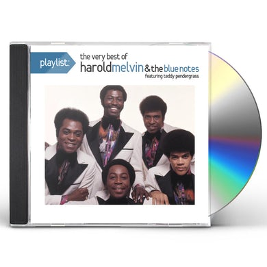 Harold Melvin & Blue Notes PLAYLIST: THE VERY BEST OF HAROLD MELVIN & THE BLU CD