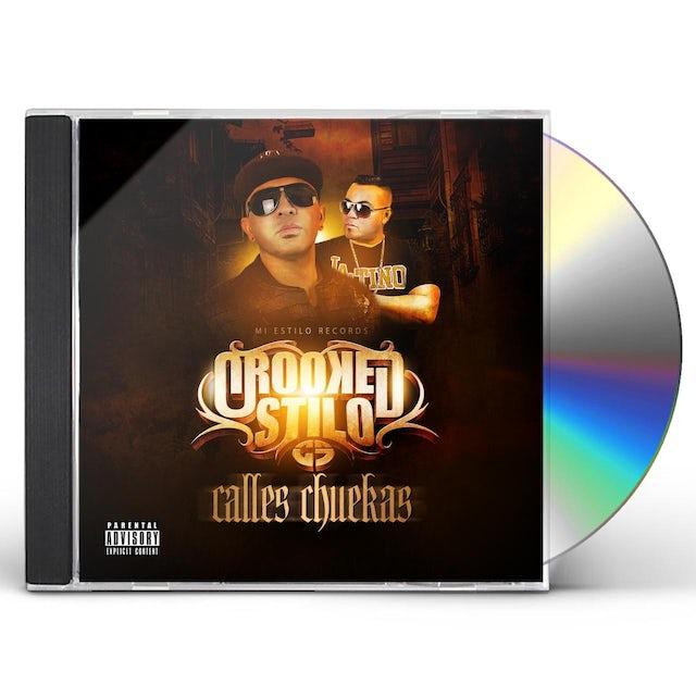 Crooked Stilo CALLES CHUEKAS CD