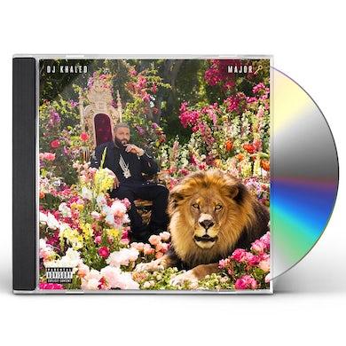 DJ Khaled MAJOR KEY CD