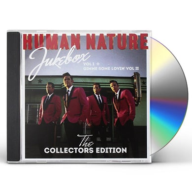 Human Nature JUKEBOX & GIMME SOME LOVIN JUKEBOX II CD