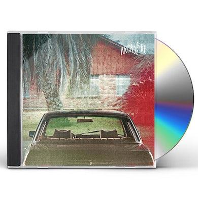 Arcade Fire  Suburbs CD