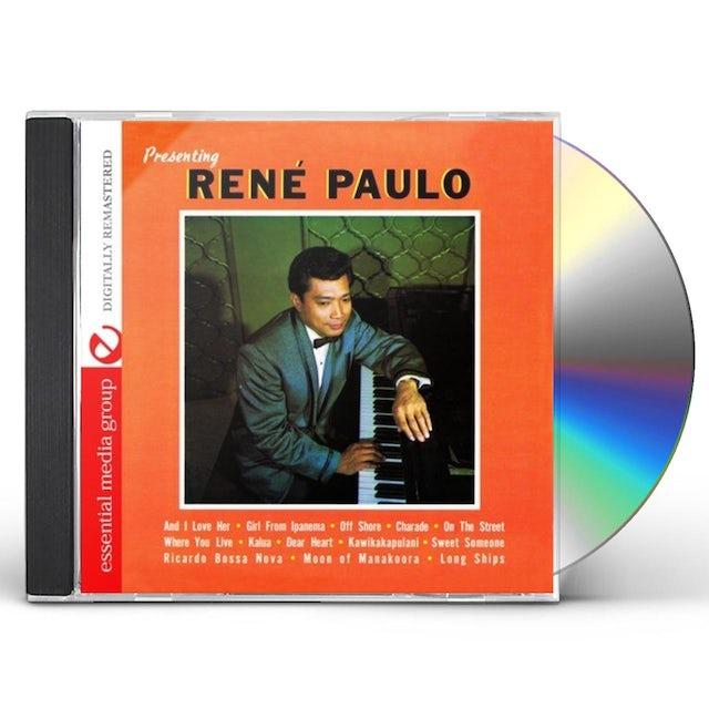 PRESENTING RENE PAULO CD
