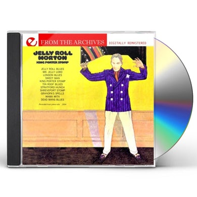 Jelly Roll Morton KING PORTER STOMP: FROM THE ARCHIVES CD