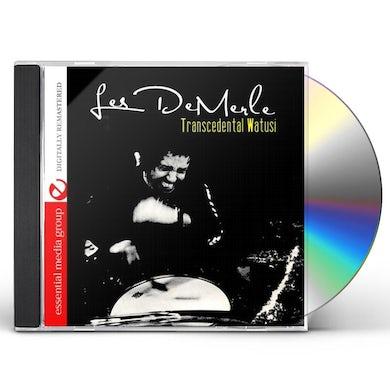 TRANSCEDENTAL WATUSI CD