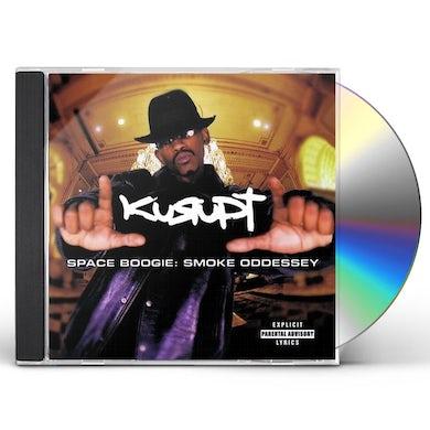 Kurupt SPACE BOOGIE: SMOKE ODDESSEY CD