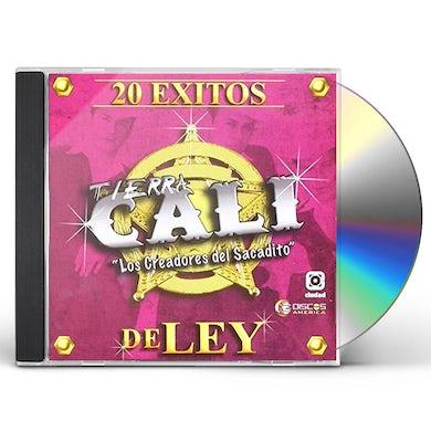 Tierra Cali 20 EXITOS DE LEY CD