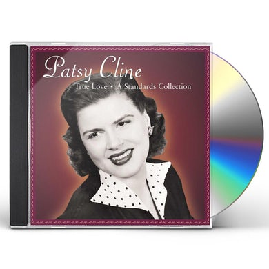 Patsy Cline TRUE LOVE: STANDARDS COLLECTION CD