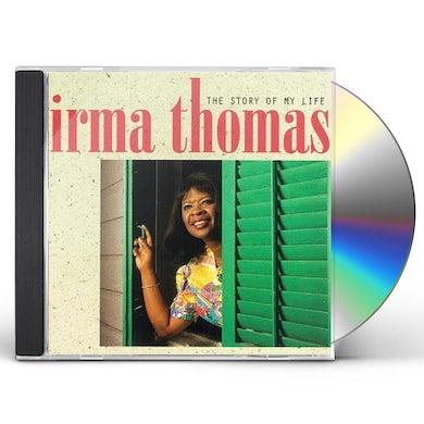 Irma Thomas STORY OF MY LIFE CD