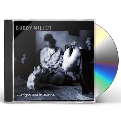Buddy Miller MIDNIGHT & LONESOME CD
