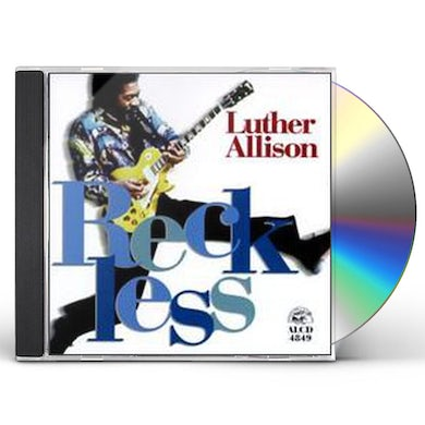 Luther Allison RECKLESS CD