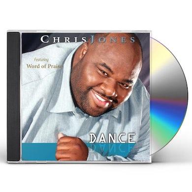 Chris Jones DANCE CD
