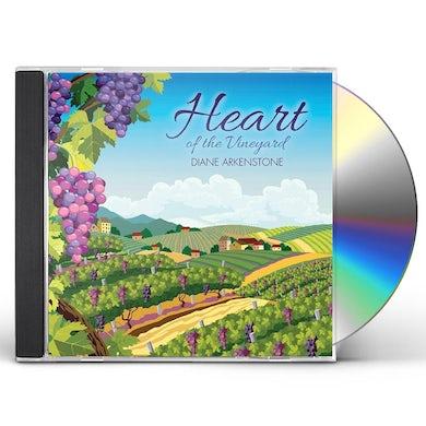 Diane Arkenstone HEART OF THE VINEYARD CD