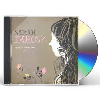 Sarah Jarosz SONG UP IN HER HEAD CD