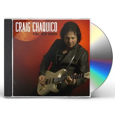 Craig Chaquico FIRE RED MOON CD