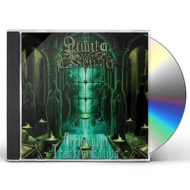 Quinta Essentia ARCHETYPAL TRANSFORMATION CD