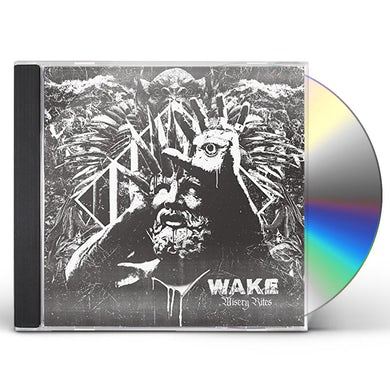 Wake MISERY RITES CD