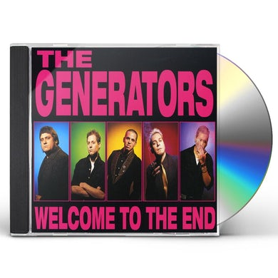 WELCOME TO THE END CD