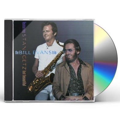 Stan Getz BUT BEAUTIFUL CD