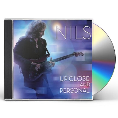 Up Close And Personal CD