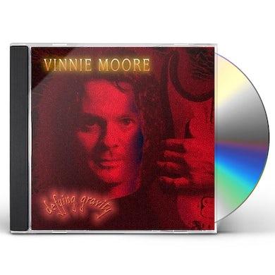 Vinnie Moore DEFYING GRAVITY CD