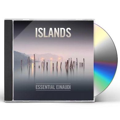 ISLANDS: ESSENTIAL Ludovico Einaudi CD