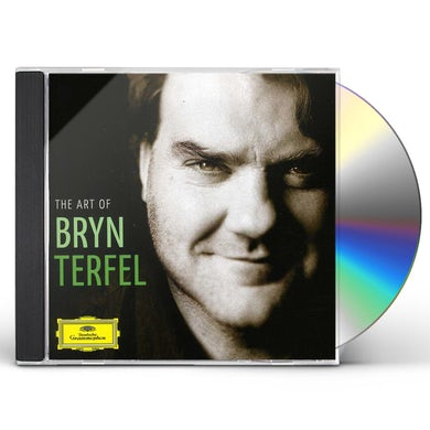 ART OF BRYN TERFEL CD