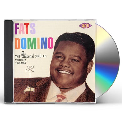 Fats Domino IMPERIAL SINGLES 2: 1953-56 CD