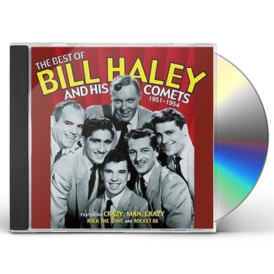 BEST OF BILL HALEY 1951-1954 CD