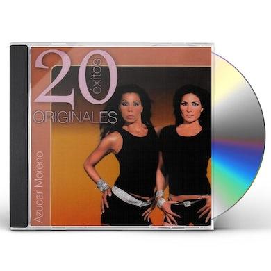 Azucar Moreno ORIGINALES: 20 EXITOS CD