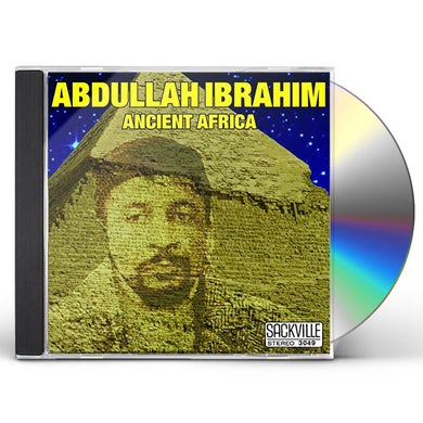 Abdullah Ibrahim ANCIENT AFRICA CD