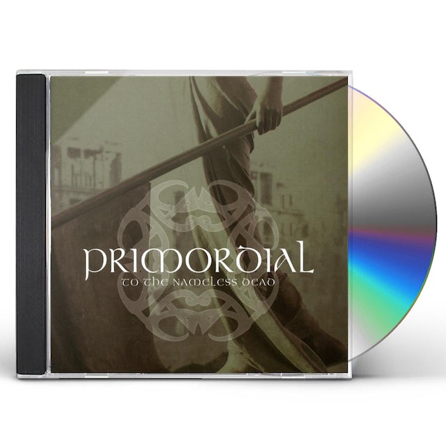Primordial TO THE NAMELESS DEAD CD