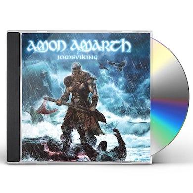 Amon Amarth Jomsviking [Deluxe Version] [Digipak] CD