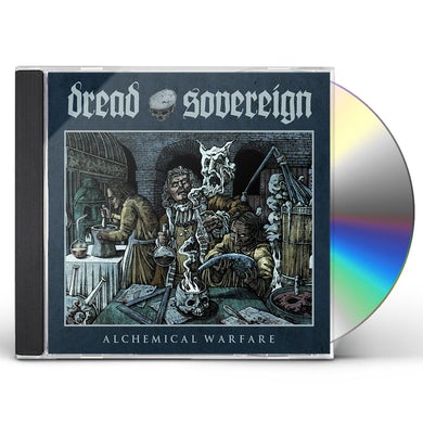 Dread Sovereign ALCHEMICAL WARFARE CD
