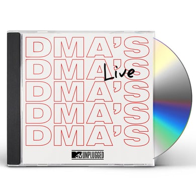 DMA'S MTV Unplugged Live CD