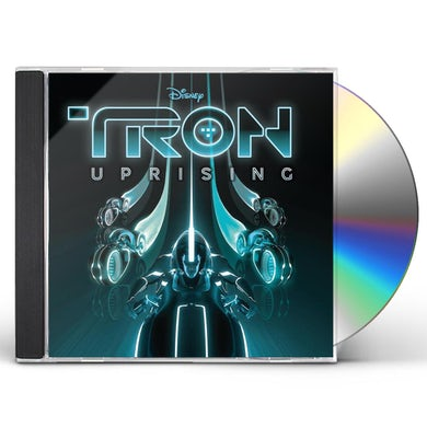 Joseph Trapanese TRON UPRISING / Original Soundtrack CD