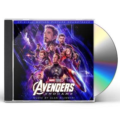 Alan Silvestri AVENGERS: ENDGAME / Original Soundtrack CD