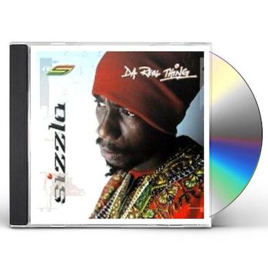 Sizzla DA REAL THING CD