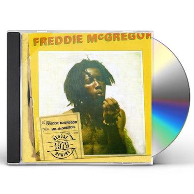 Freddie Mcgregor MR MCGREGOR CD