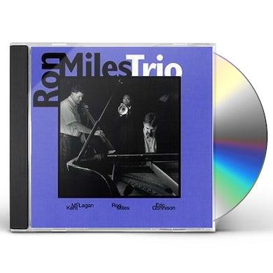 Ron Miles TRIO CD