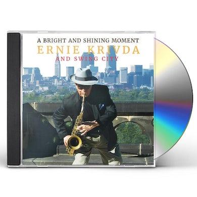 Ernie Krivda BRIGHT & SHINING MOMENT CD