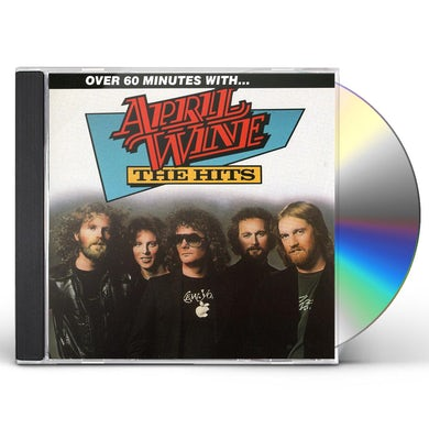 April Wine HITS OVER 70 MINUTES WITH CD