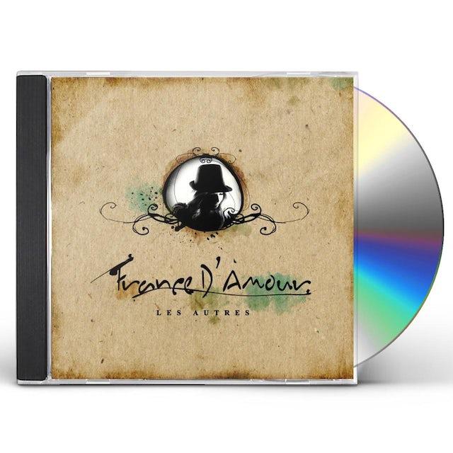 France D'Amour LES AUTRES CD