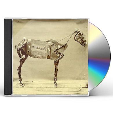 Chadwick Stokes HORSE COMANCHE CD