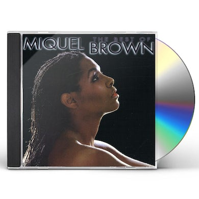Miquel Brown SO MANY MEN SO LITTLE TIME CD