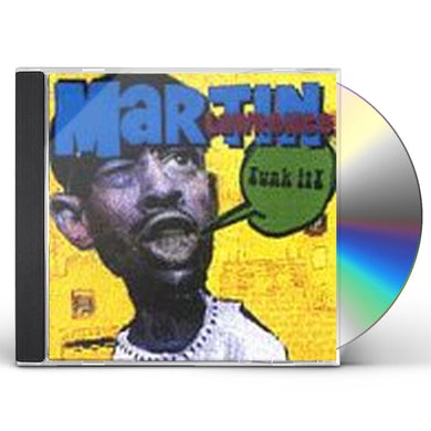 Martin Lawrence FUNK IT CD